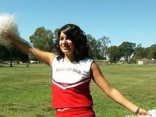 Cheerleader Outdoor Teen Uniform