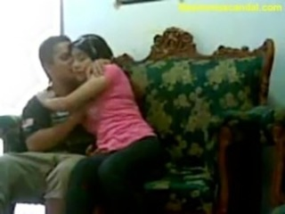 Assami Couple Hardcore Sex in Lounge free