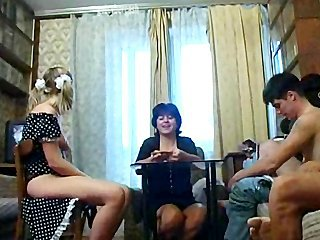 Family That Fucks Each Other, Cums Together