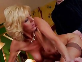 Doggystyle European German Mature Mom Old and Young