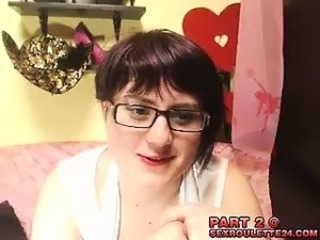 unbelievable brunette ferne in xxx live sex chat do perfect on papo with...