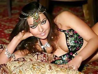 Alla Kushnir Sexy Belly Dancer Slideshow