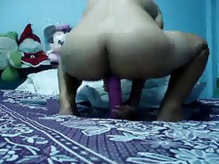 Asian Masturbating Thai Toy Webcam