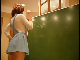 School Skirt Student Teen