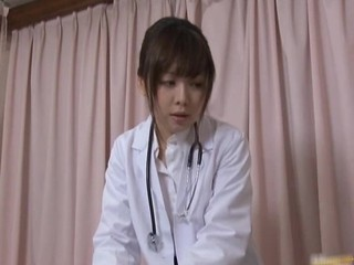 Japanese Female Doctor Gets Some...