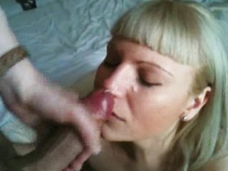 Amateur Cumshot Facial Girlfriend