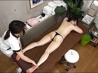 Asian Japanese Massage Skinny Teen
