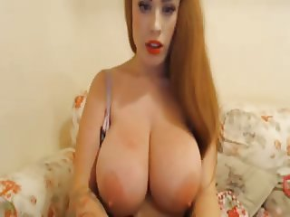 Wide Areolas - Lily on Cam