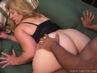 BBW  Monique Anal Big Butt free