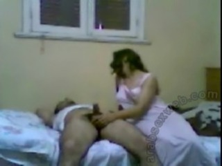 Amateur Arab Girlfriend Handjob Homemade