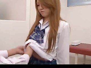 Asian Doctor Teen Uniform