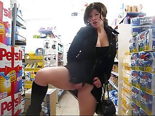 Amateur  Public Wife