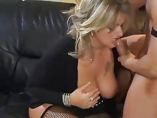 Papa - Older women gets a good fucking