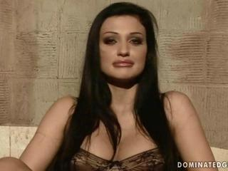 Aletta Ocean gets bondaged and punished