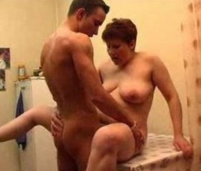 Amateur Chubby Kitchen Mature Russian