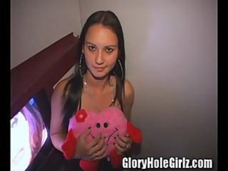 Amateur Cute Gloryhole Teen