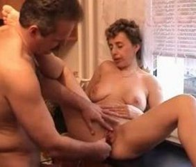 Horny Mature Trollop Giving Blowjob  and  Fucking In Caboose