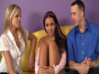 Amia miley and darcy tyler the babysitter 5