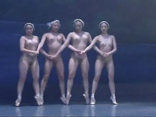 Asian Dancing Erotic Nudist