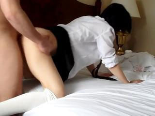 Amateur Clothed Doggystyle European