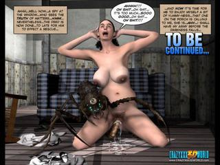 3D Comic: Langsuirs Chronicles 1-2