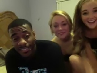 Interracial Adolescent Trio Webcam