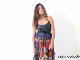 Castingcouch-HD.com - Nala worships a black dick at casting Sex Tubes
