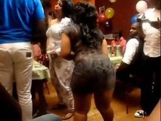 Ass  Dancing Ebony Party Swingers