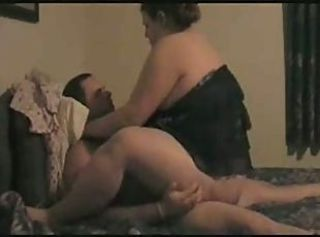 Fat guy and bbw