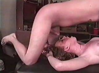 Super slut deepthroating hard pole