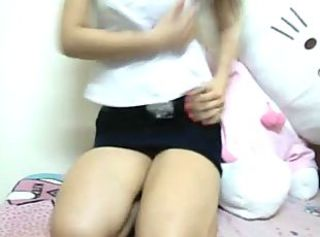 Asian Masturbating Stripper Teen Thai Webcam