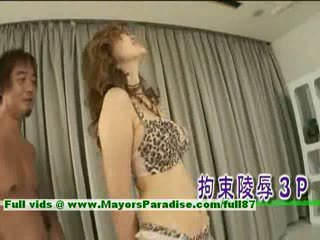 Erika Kurisu innocent cute chinese girl is lickedby her loverboy Sex Tubes