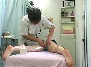 Asian Massage Oiled
