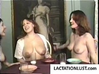 Glasses Mature Nipples Party