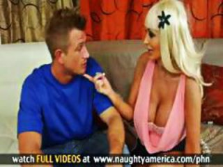 Brittany O'Neil is a Hot MILF With Big Breasts and Loves Facials