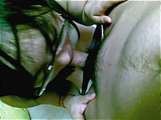 Amateur Asian Blowjob Chinese Glasses Homemade Small cock