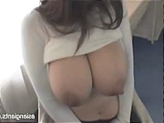 Asian Big Tits Natural Nipples