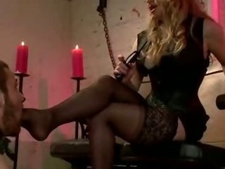"""Hot pretty girl dominated and fucked"""" class=""""th-mov"""