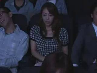 "Sanae Aso Groped and Fucked at the Cinema By Stranger 1"" class=""th-mov"