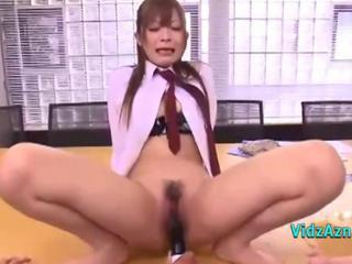 Asian Japanese  Orgasm Toy Uniform