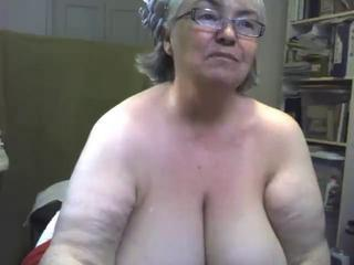 "The fat and saggy gran is singing and showing tits"" class=""th-mov"