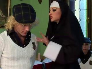 "Fetish femdom nun and her students"" class=""th-mov"