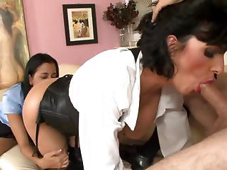 Lesbians Big Tits And A Hungry Pussy