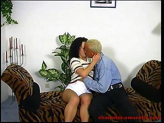 Chubby Kissing Teen