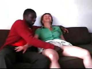 Africans Make French Wife Squeal