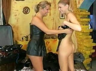 Two hot young babes
