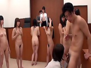 Asian Blowjob Japanese Nudist