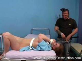 Brutal teen humiliation