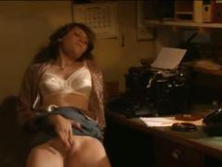 Masturbating  Office Secretary Vintage