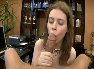 Teen fucked and swallow cum